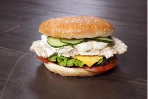 Бургер Американская мечта